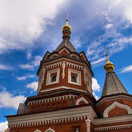 Jenny Rainbow - Russian Orthodox Church