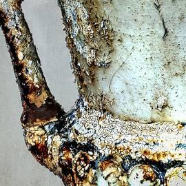 Melissa Bittinger - Rusted Garden Urn Still Life