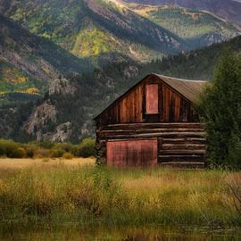 John Vose - Rustic Colorado Barn