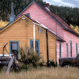 Jim Hill - Rustic Colorado
