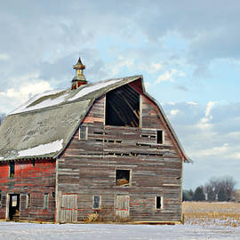 Kathy Krause - Rustic Red Barn