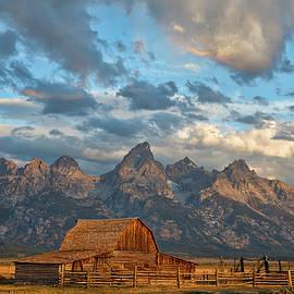 Rustic Wyoming - Darren White