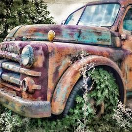 Melissa Bittinger - Rusty Dodge Pickup Truck