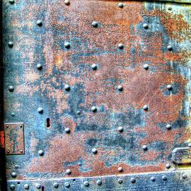 Betsy Zimmerli - Rusty Door