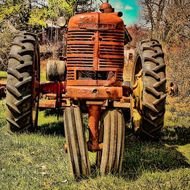 Colleen Kammerer - Rusty Old Tractor