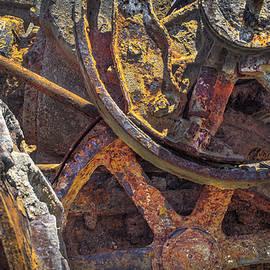 F Leblanc - Rusty Rumely