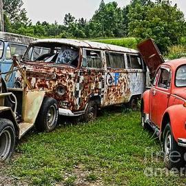JW Hanley - Rusty Traffic Jam