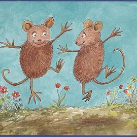 Charles Cater - S1  Dancing Mice