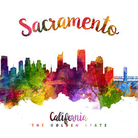 Sacramento California 23 - Aged Pixel