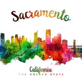 Sacramento California 24 - Aged Pixel