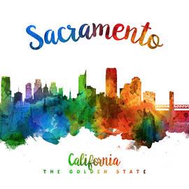 Sacramento California 25 - Aged Pixel