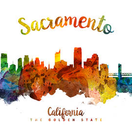 Sacramento California 26 - Aged Pixel