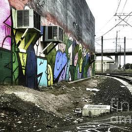Angelia Bella Photography - Sacramento Graffiti