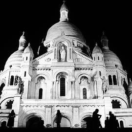 David Broome - Sacre-Coeur Silhouettes