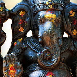 Sacred Ganesha - Tim Gainey