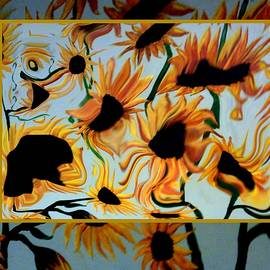 Jacquie King - Safe Haven Sunflowers