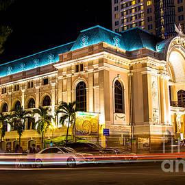 Rene Triay Photography - Saigons Opera House Municipal Theatre Ho Chi Minh City