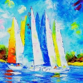 Marina Wirtz - Sailboats 1