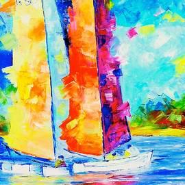 Marina Wirtz - Sailboats 2
