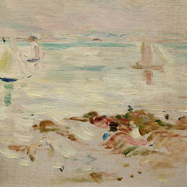 Sailboats - Berthe Morisot