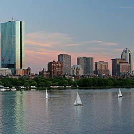Juergen Roth - Sailing Boston