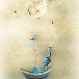 Chris Armytage - Sailing by the Moon
