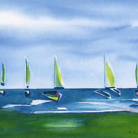 Frank Bright - Sailing To Shore