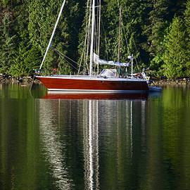Bob VonDrachek - Sailing Vessel Liz