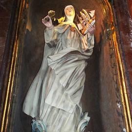 Saint Mary Of Cevello