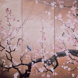 Sorin Apostolescu - SAKURA - cherry trees in bloom