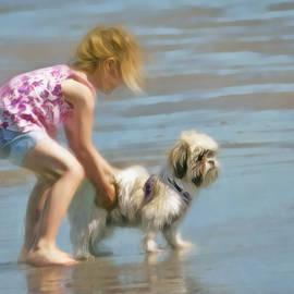 Hal Halli - Sally and Waffles Go to the Beach