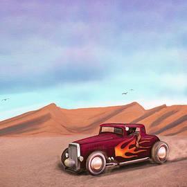 Ken Morris - Salt Flats Racer