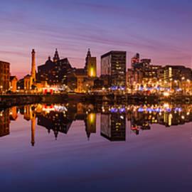 Alexis Birkill - Salthouse Dock, Liverpool