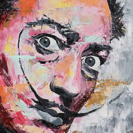 Richard Day - Salvador Dali