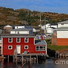 Vickie Emms - Salvage Newfoundland and Labrador
