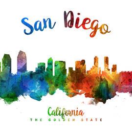 San Diego California 25 - Aged Pixel