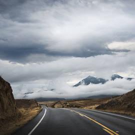 William Dunigan - San Diego Mountain Clouds