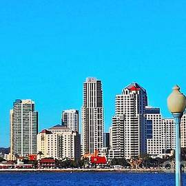 Jasna Gopic - San Diego New and Old Architecture by Jasna Gopic