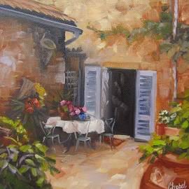Chris Hobel - San Donato Village Italy