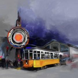 San Francisco 555 2 - Mawra Tahreem