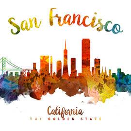 San Francisco California 26 - Aged Pixel