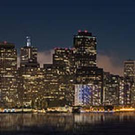 Jerry Fornarotto - San Francisco Skyline