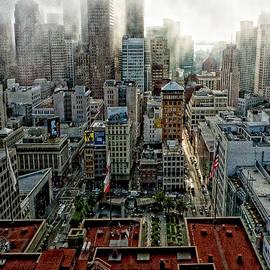 Susan Stone - San Francisco Skyline