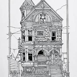 Ira Shander - San Francisco Victorians