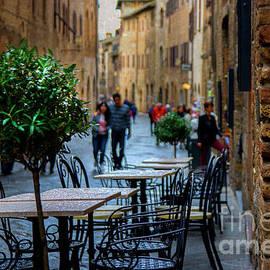 Stuart Row - San Gimignano