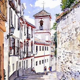 Margaret Merry - San Gregorio Granada