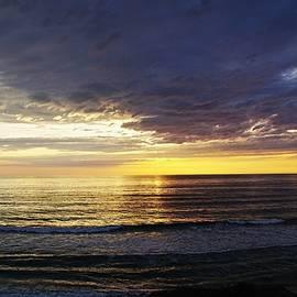 Michael Courtney - San Gregorio Sunset