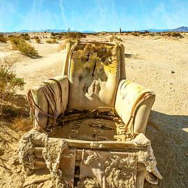 Peter Tellone - Sand Chair