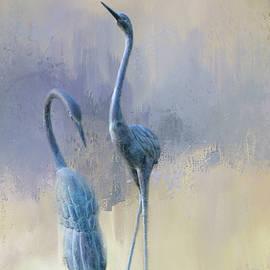 Terry Davis - Sandhill Cranes