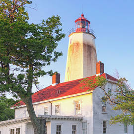 Marianne Campolongo - Sandy Hook Lighthouse Square